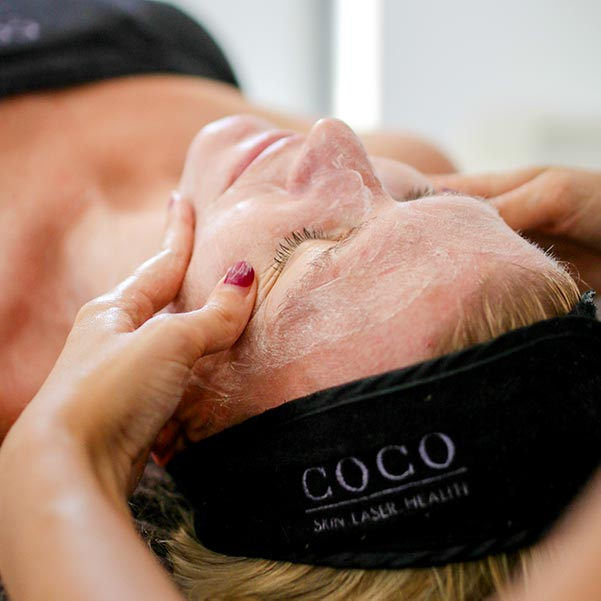 Enzyme Facial at Coco