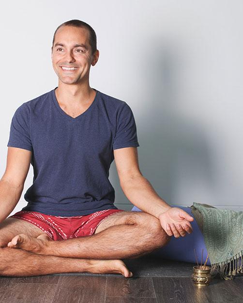 Joe - Yoga Instructor at Coco